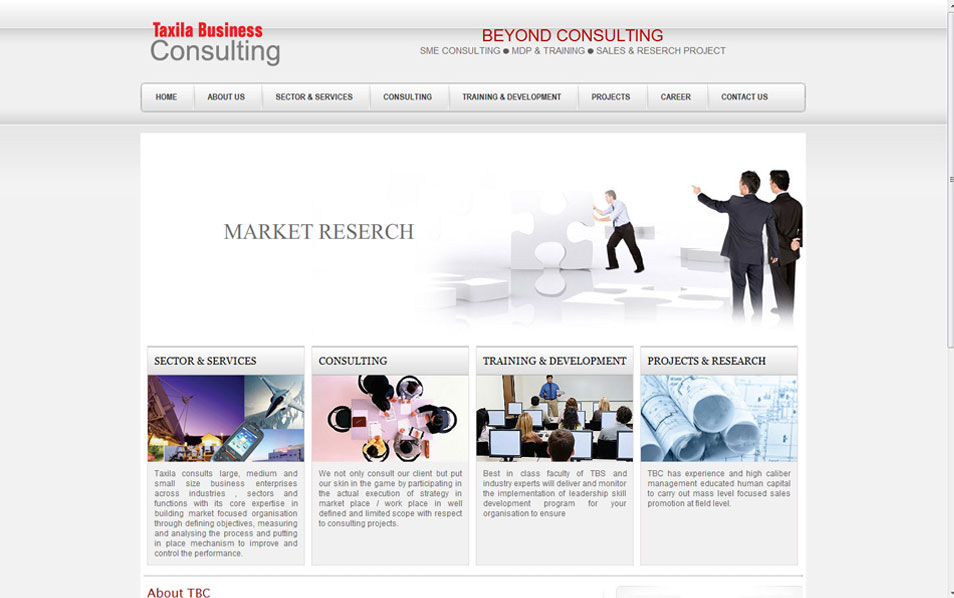 Taxila Business Consulting